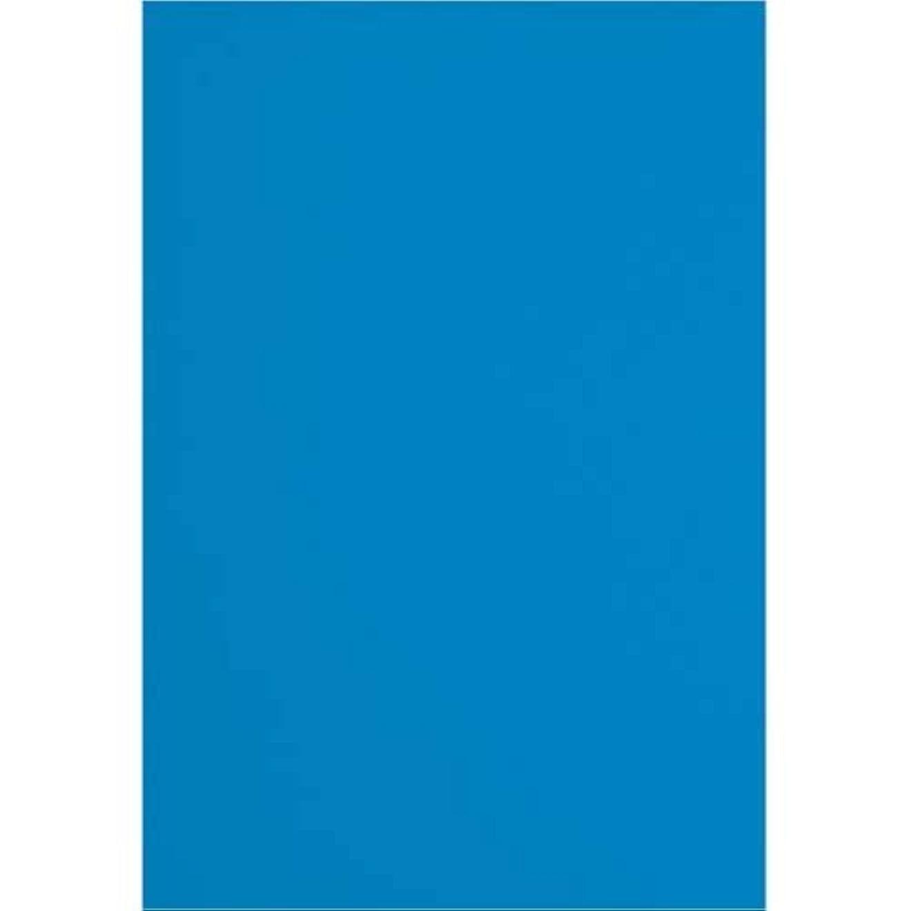 小麦初期のニンニクカウネット 色画用紙 八つ切 100枚 青
