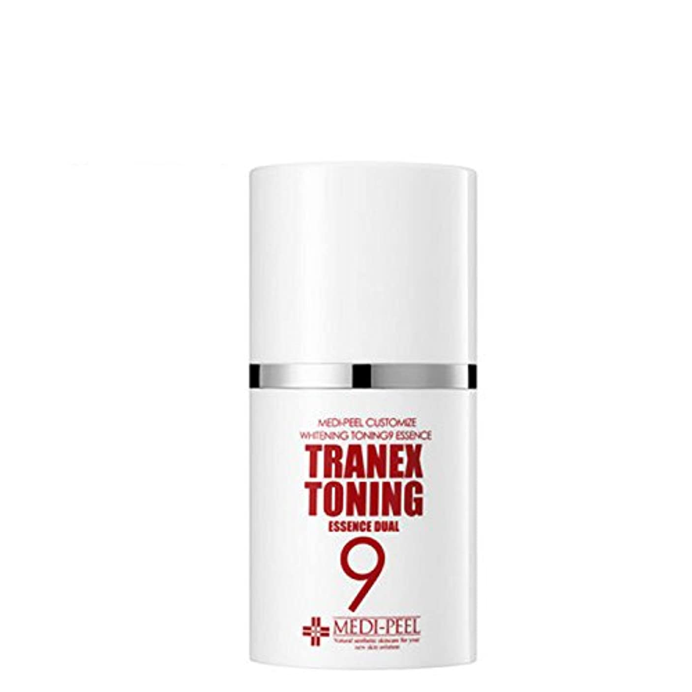 用心ラック物足りないメディピールMEDI-PEEL TRANEXトーニング9エッセンスデュアル50ml美白、シワ改善機能性化粧品 [並行輸入品]