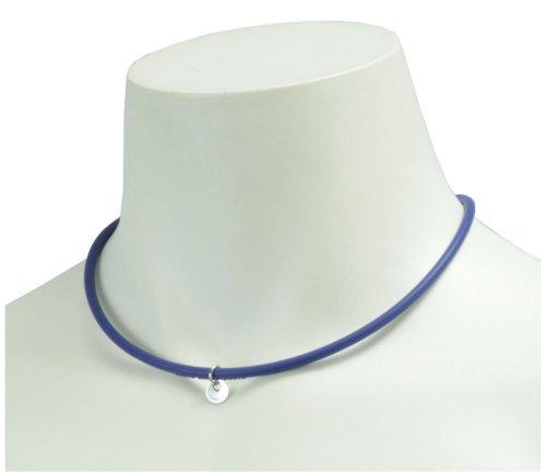 [해외](클리오) CHRIO 목걸이 스포츠 목걸이 알파 링 마린 바이올렛 48cm (국내 정품)/(Clio) CHRIO Necklace Sports Necklace Alpha Ring Marine Violet 48cm (domestic regular item)