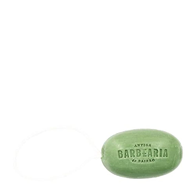 無一文仲人香りアンティガ?バーベリア(Antiga Barbearia de Bairro)プリンシペソープロープ350g[海外直送品] [並行輸入品]