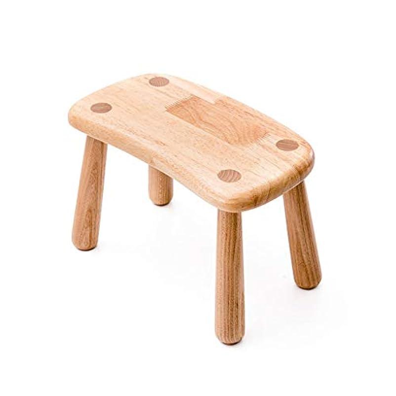画面カポック根絶する無垢材子供のギフトスツール木製ベンチ子供のスツール小さなベンチスツールホームかわいいスツール