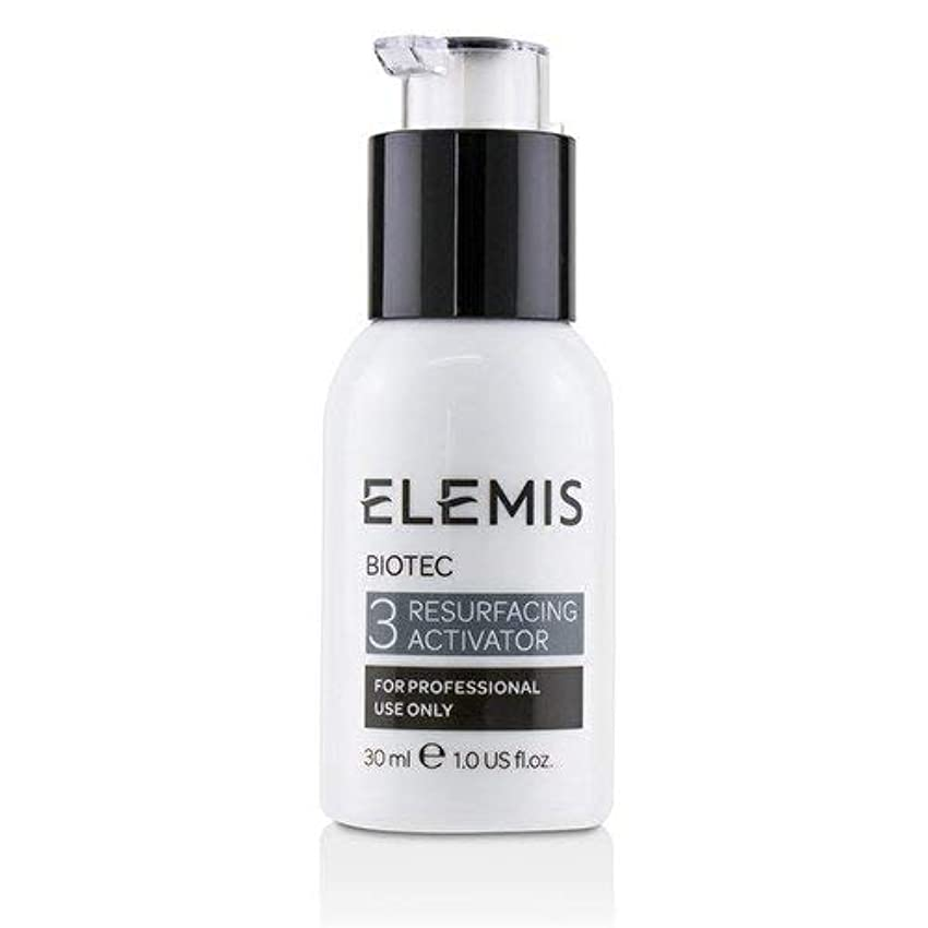 食欲損失ピースエレミス Biotec Activator 3 - Resurfacting (Salon Product) 30ml/1oz並行輸入品