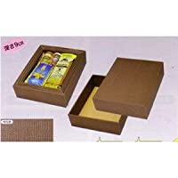 【O-2021】 お好み箱 カブセ式 ブラウンボックス20・21 100枚セット