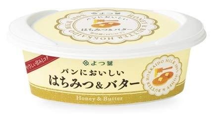 よつ葉乳業 パンにおいしいはちみつバター100g×10個「クール便でお届けします。」
