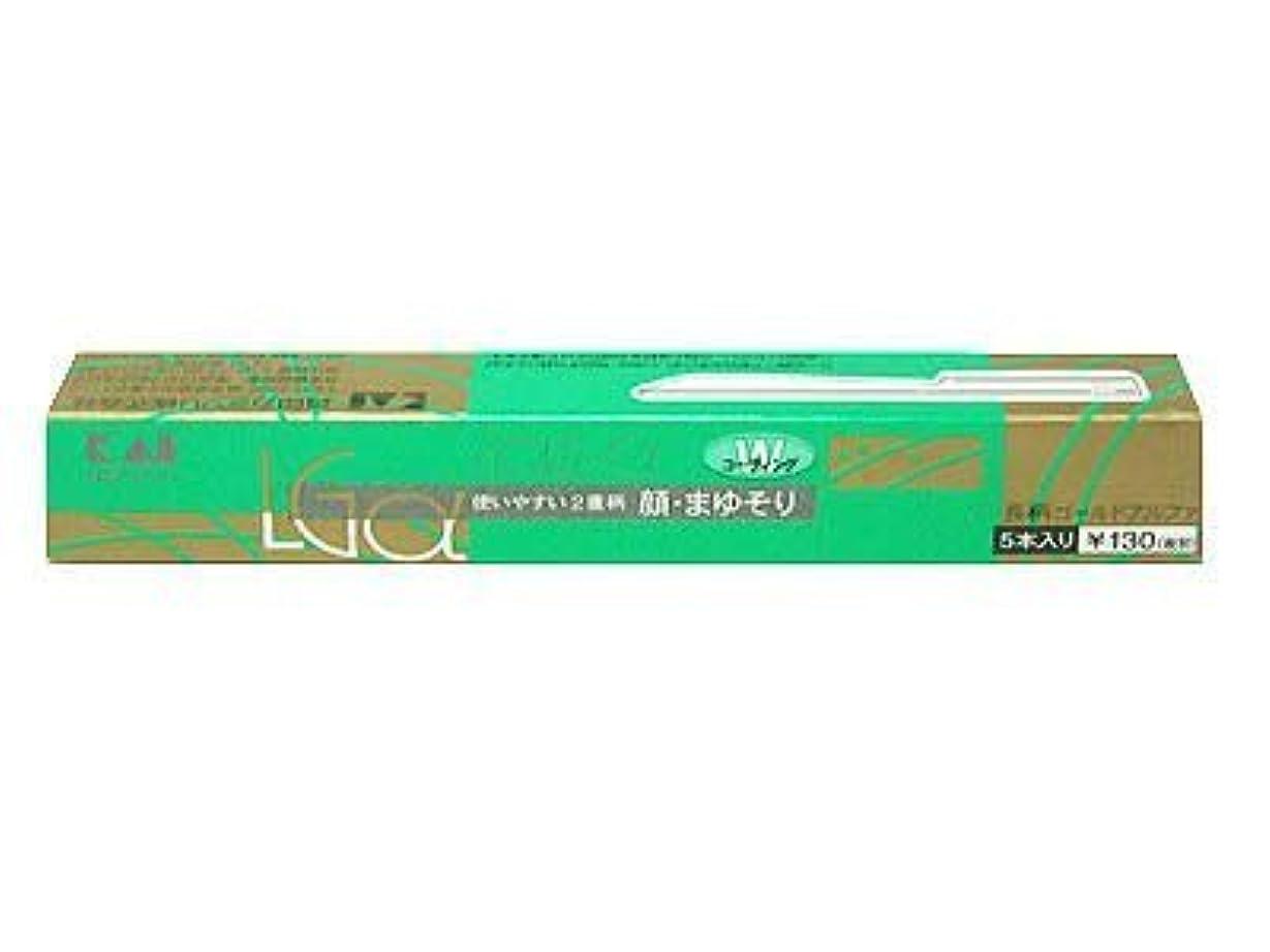 退院膨らませる病気の長柄カミソリ ゴールドアルファー LGα-5H1 ×6個セット