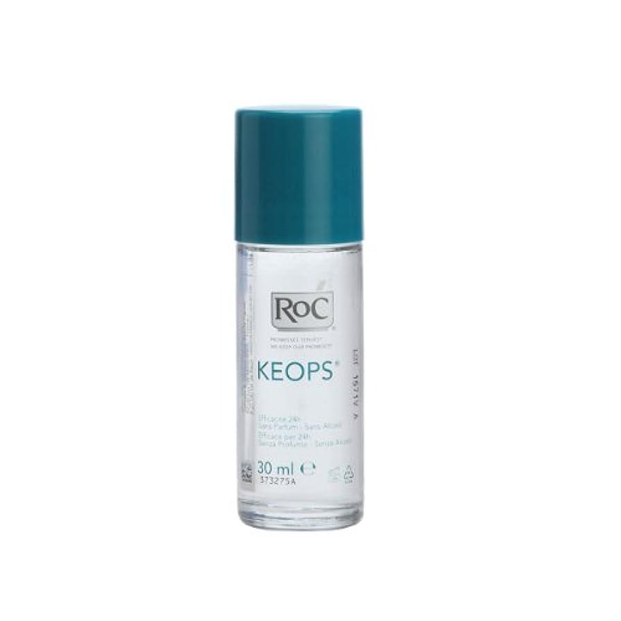 収縮目的人気のロック / RoC ケオプス ロールオンデオドラント 30ml [並行輸入品]