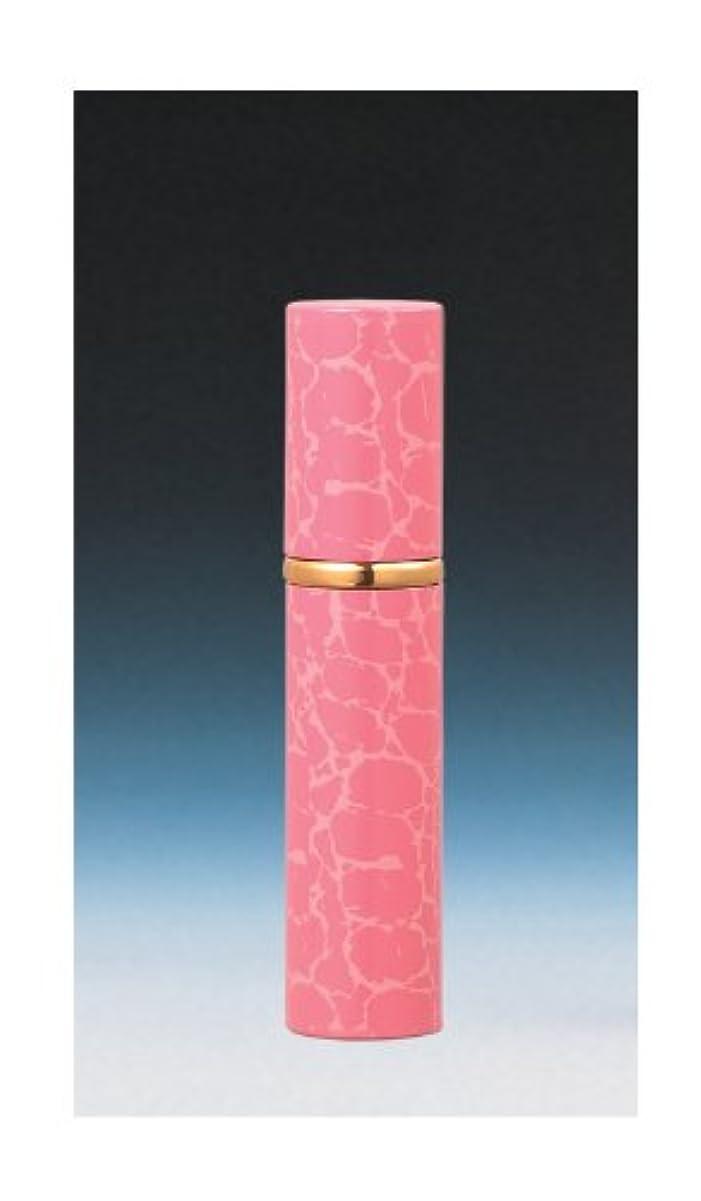 株式スパークカプセル20210 メタルアトマイザークロコダイル塗装 ピンク1