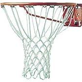 オリンピアスポーツNT007P 5mmのデラックスバスケットボールネット