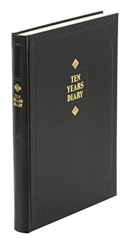 アピカ 10年日記 横書き 日付表示あり B5サイズ D305