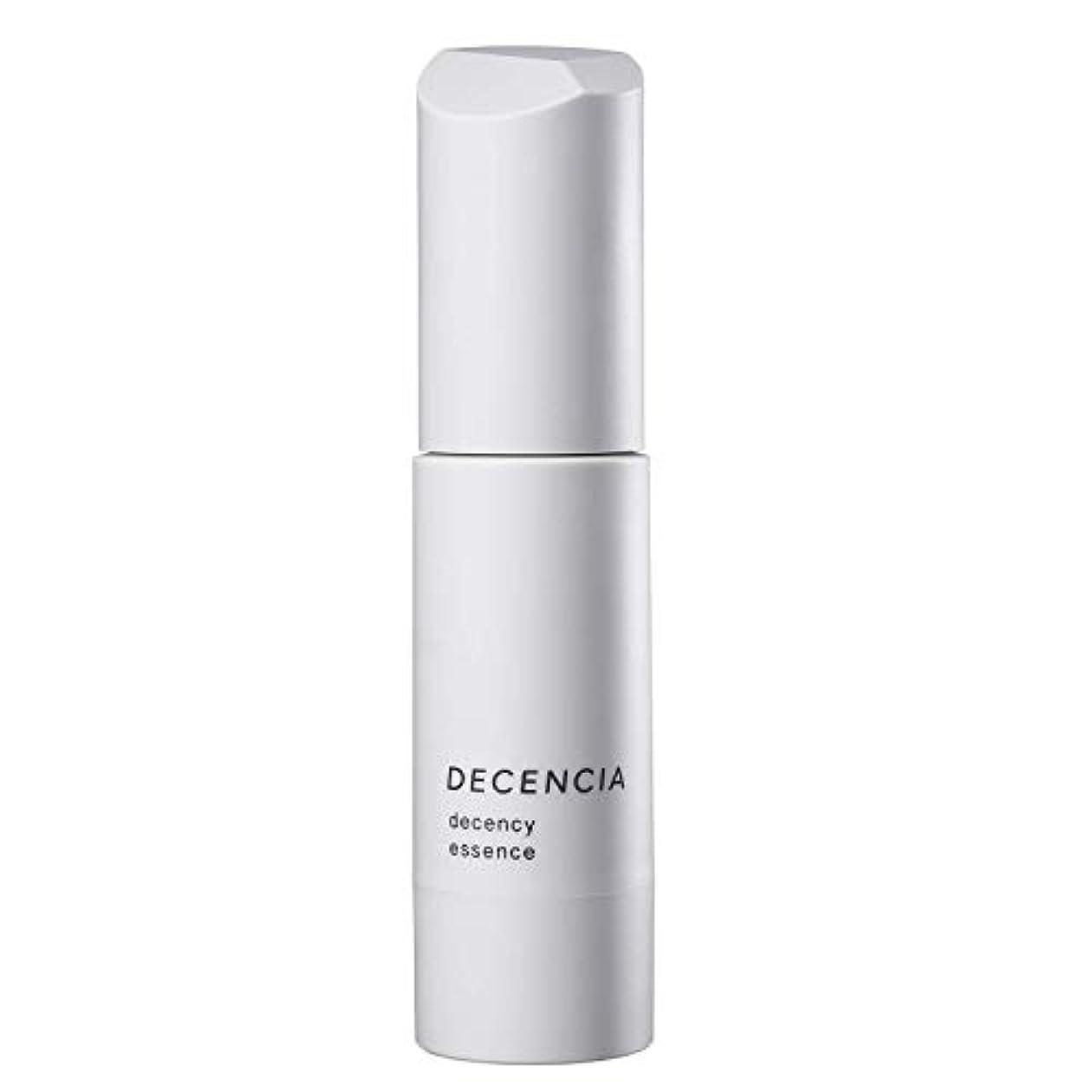 化石入射評価するDECENCIA(ディセンシア)ディセンシー エッセンス美容液本体
