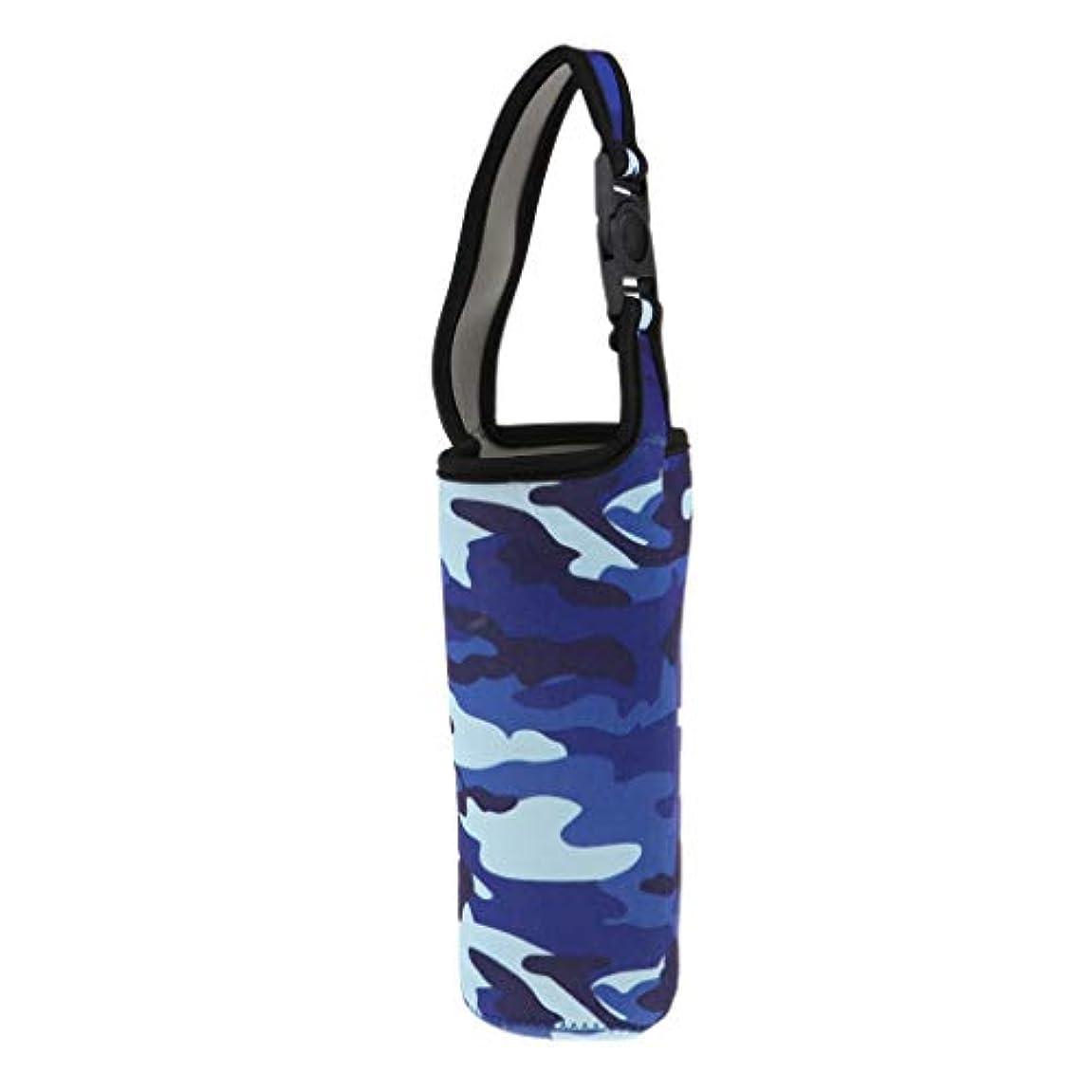 高尚なプレーヤー番目T TOOYFUL ウォーターボトルキャリア 水筒ホルダー バッグ ケース ポーチ カバー 携帯用 野外活動
