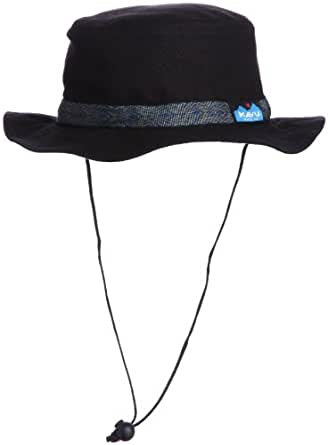 (カブー) KAVU Strap Bucket Hat 11863452 Black S