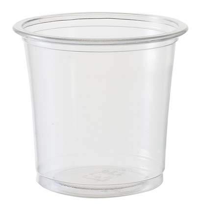 サンナップ 2オンス(60ml) プラスチックカップ 1箱(3000個:100個×30袋)