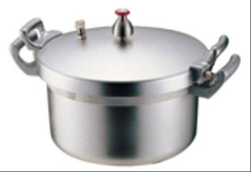 HOKUA(ホクア) 業務用アルミ圧力鍋 21リットル AAT01021