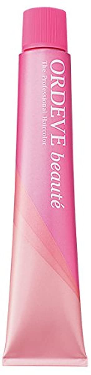 自動売上高巻き戻すORDEVE beaute(オルディーブ ボーテ) ヘアカラー 第1剤 b6-GB 80g