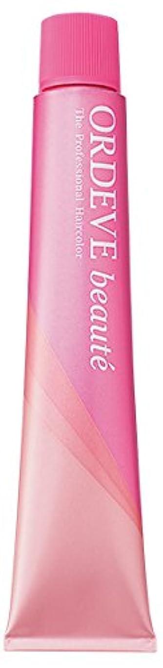 過言ヒギンズ成功するORDEVE beaute(オルディーブ ボーテ) ヘアカラー 第1剤 b6-CB 80g