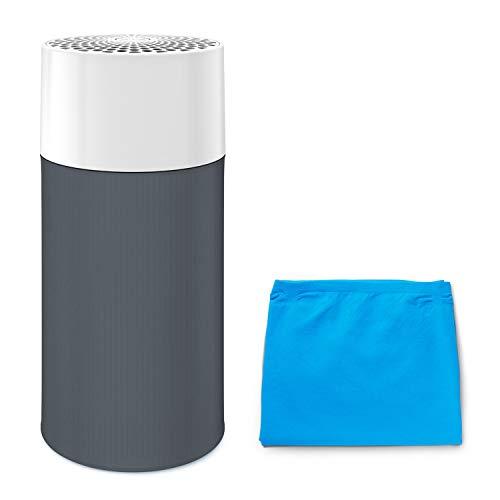 【オンライン限定モデル】ブルーエア 空気清浄機 Blue Pure 411G 13畳 プレフィルター 2枚(ブル―+ダークグレー)セット Particle + Carbon 360度吸引 花粉症 PM2.5 ハウスダスト 201436-G