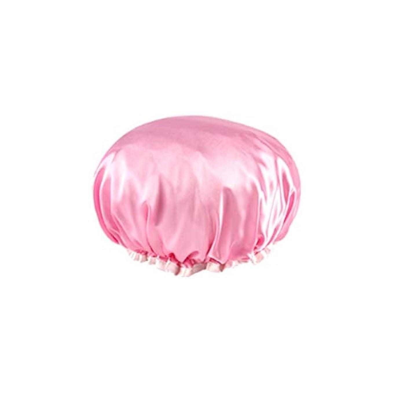 タイル等記事XFHA 、髪は特別な女性モデル マスク、帽子女性、防水シャワーお風呂フード、大人アンチヒュームキッチンハットシャワー、キャップシャワー シンプルで実用的な製品 (Color : A4)
