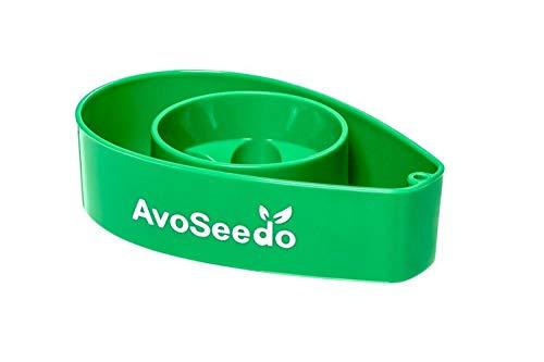 AvoSeedoボウル、すべてのアボカド恋人のための完全なアボカドの木栽培キット - グリーン