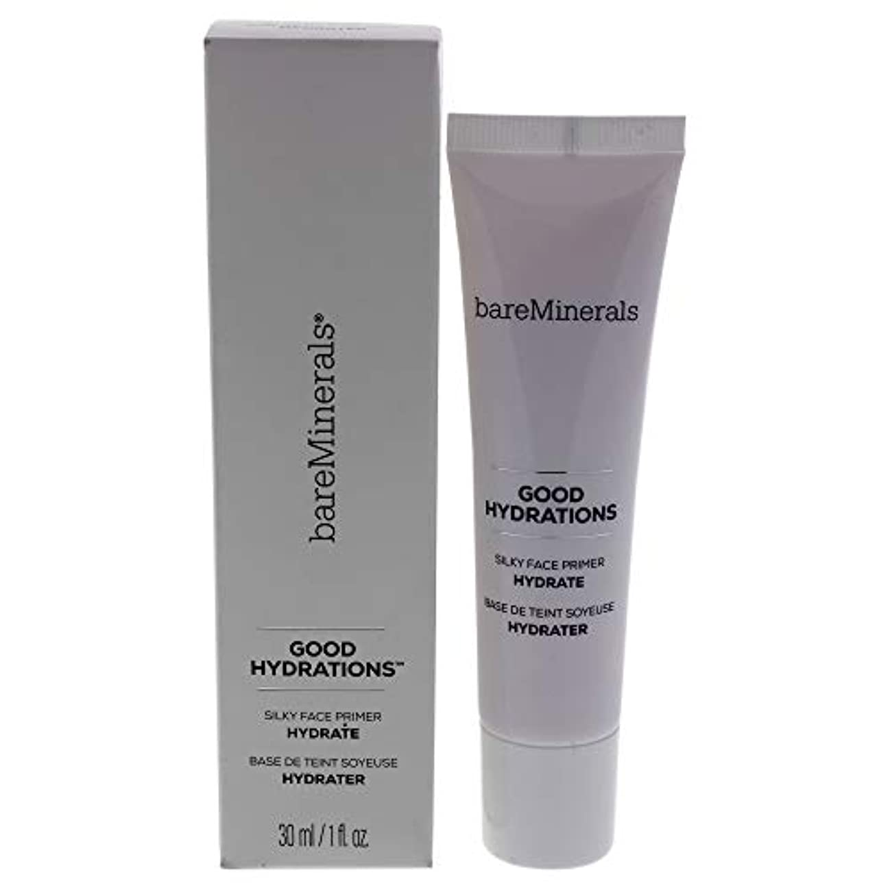 波紋投資するカストディアンベアミネラル Good Hydrations Silky Face Primer 30ml/1oz並行輸入品