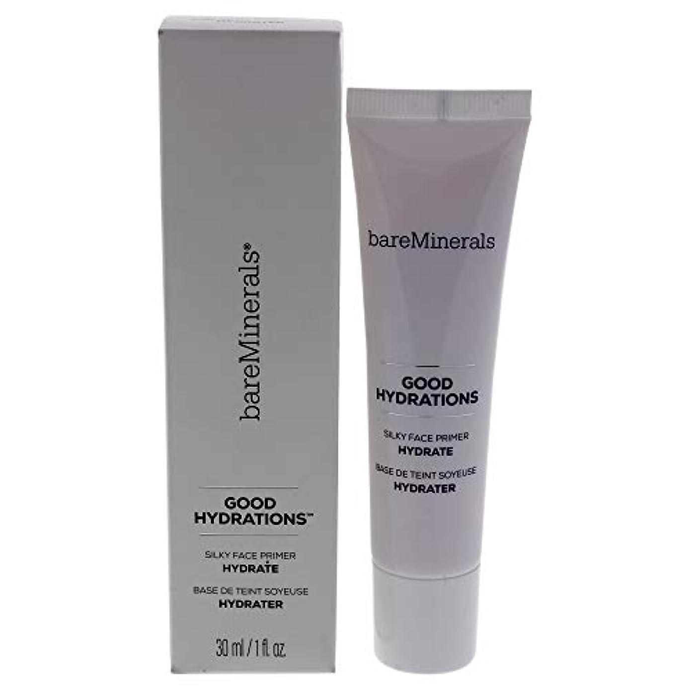 数歪める限られたベアミネラル Good Hydrations Silky Face Primer 30ml/1oz並行輸入品