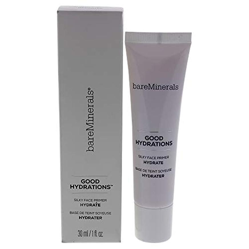 帰するイソギンチャク気づかないベアミネラル Good Hydrations Silky Face Primer 30ml/1oz並行輸入品