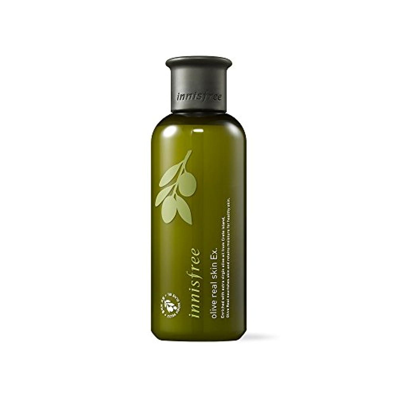 ダンス圧縮されたエステートイニスフリー日本公式(innisfree)オリーブリアル スキン[化粧水]200ml