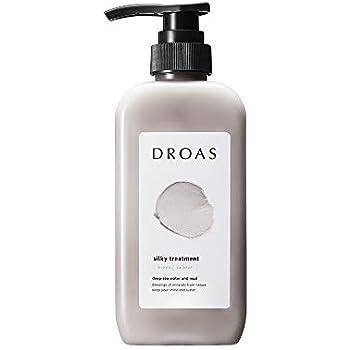 DROAS ドロアス シルキートリートメント 400g ブリージーサボンの香り