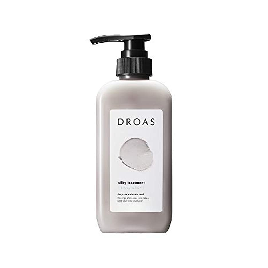 タックル育成運賃DROAS ドロアス シルキートリートメント 400g ブリージーサボンの香り