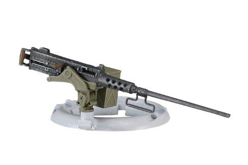 アスカモデル 1/35 ブローニングM2重機関銃セットC 車載揺架付き プラモデル用パーツ 35-L24