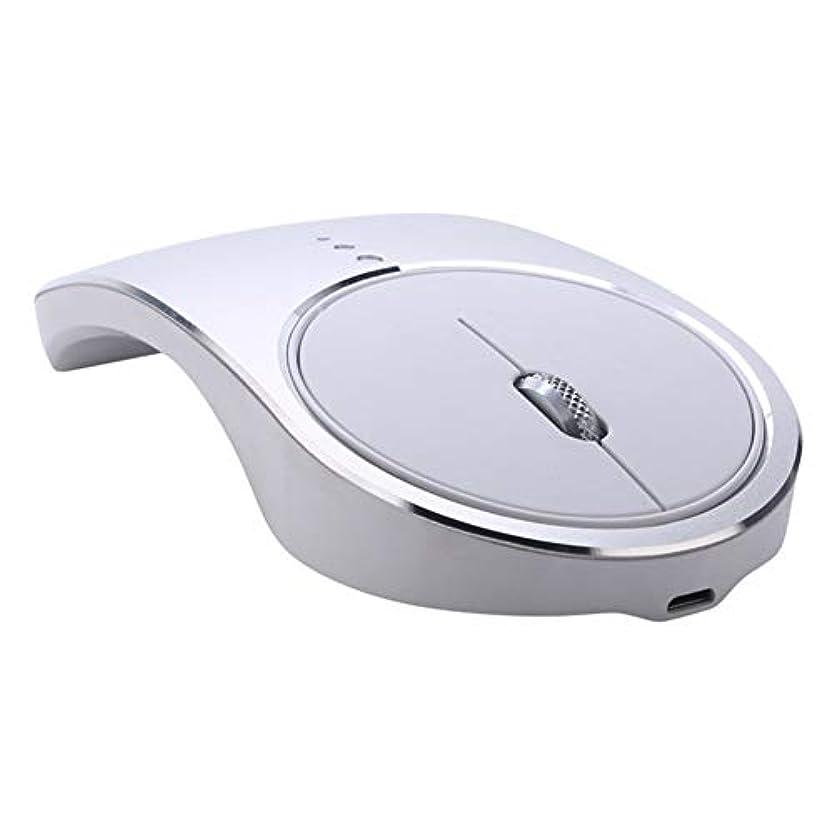 ほのめかすお願いします食料品店YQMS1100 USB4つのボタン、ラップトップとPCのための3つの調整可能なDPIレベルによるYQJK - 110充電式ラップトップ無線ゲームマウス光学式マウス