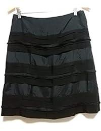 (フェンディ) FENDI スカート レディース 黒 【中古】