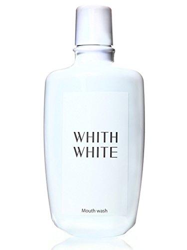 【 歯の黄ばみを白くする洗口液 】薬用 フィス ホワイト 美白 ホワイトニング マウスウォッシュ 低刺激 子供にも使える 大人 こども 対応 携帯可能 歯垢 歯石 歯周病ケア 日本製 300ml