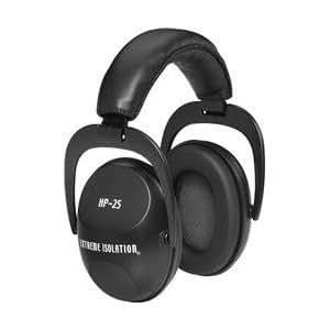 【並行輸入品】Direct Sound HP-25 Extreme Isolation Headphone ヘッドフォン