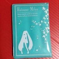 初音ミク パスケース(カード3枚入り) ボカロ Hatsune Miku グッズ 希少品