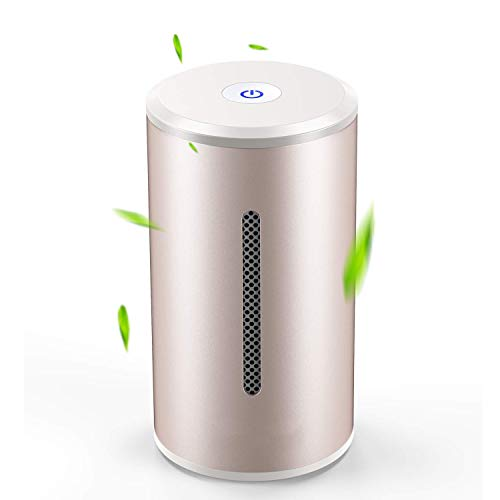 Baohatsu ミニ空気清浄機 オゾン脱臭器 小型 卓上 ...