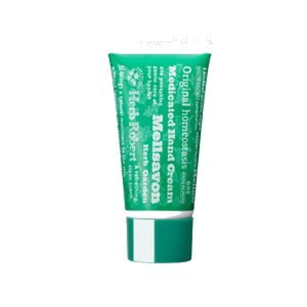 確執過度に眼メルサボン 薬用ハンドクリーム ハーブガーデン 60g