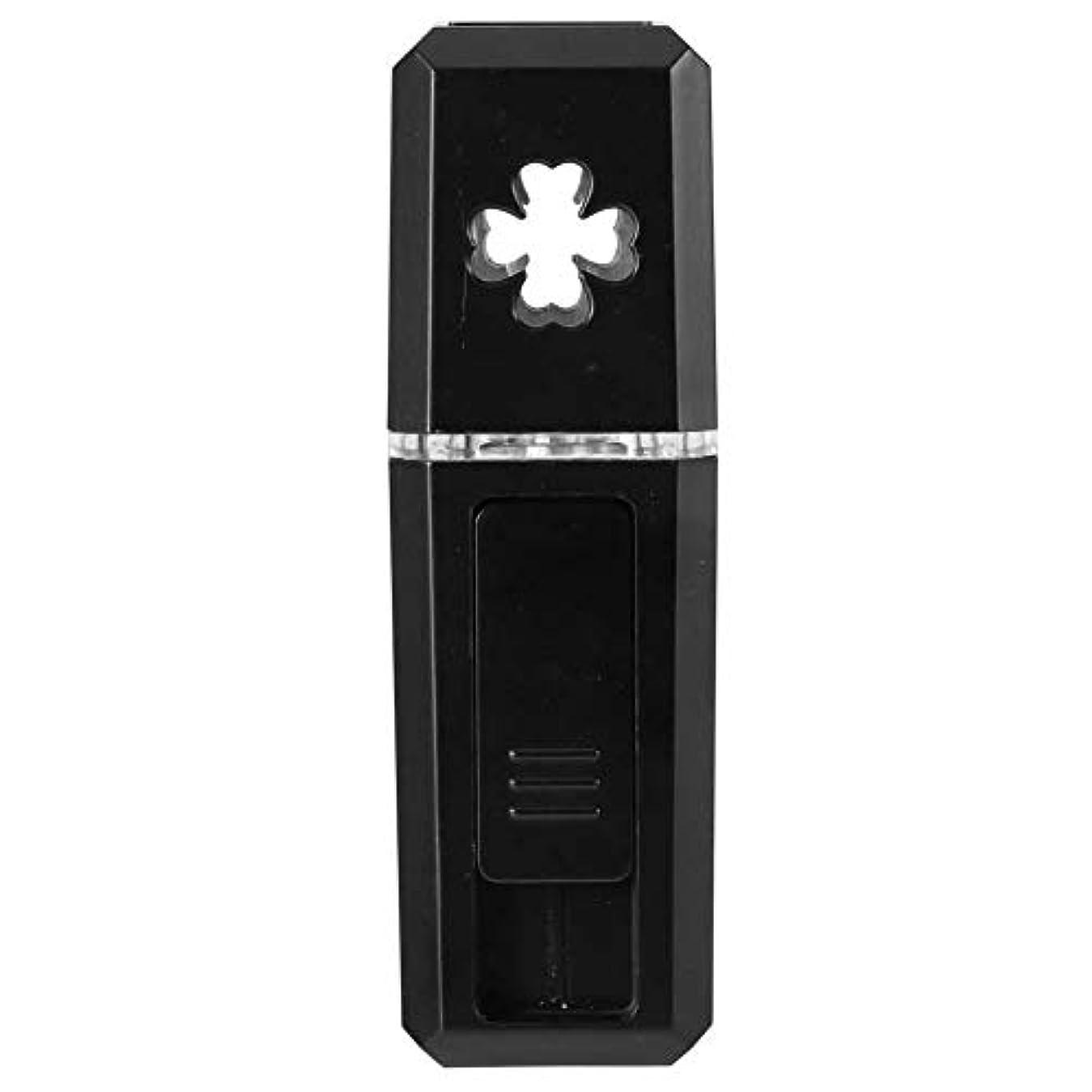 インレイ漫画勤勉な20ml口紅サイズミスト噴霧器、USB充電で保湿する便利なナノ噴霧機(02)