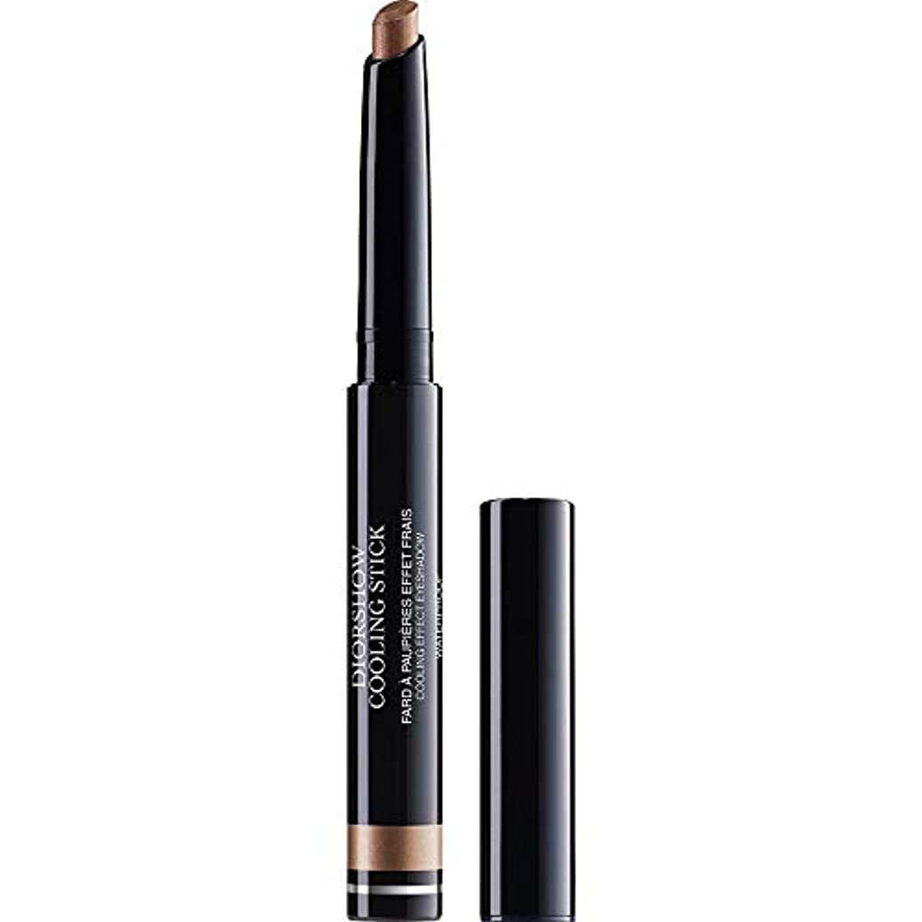 反論カプセル引数[DIOR] ディオールDiorshow冷却スティックアイシャドウ1.6グラム001 - ブロンズ波 - DIOR Diorshow Cooling Stick Eyeshadow 1.6g 001 - Bronze Wave...