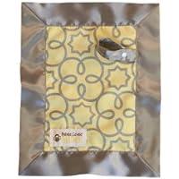 Babee Covee Budee Multi-Purpose Baby Blanket, Yellow/Grey by Babee Covee