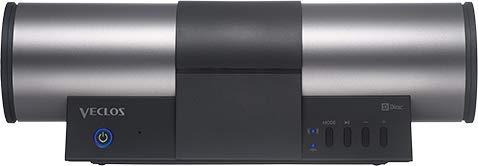 ベクロス ワイヤレスポータブルスピーカー(ブラック)VECLOS SPW-500WP BK