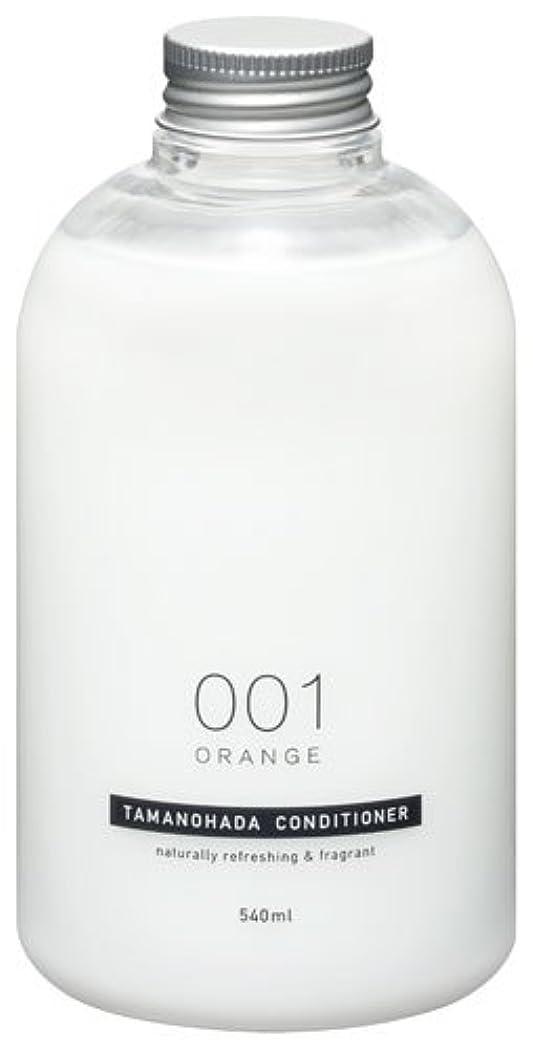 ネイティブエッセイバングタマノハダ コンディショナー 001 オレンジ 540ml