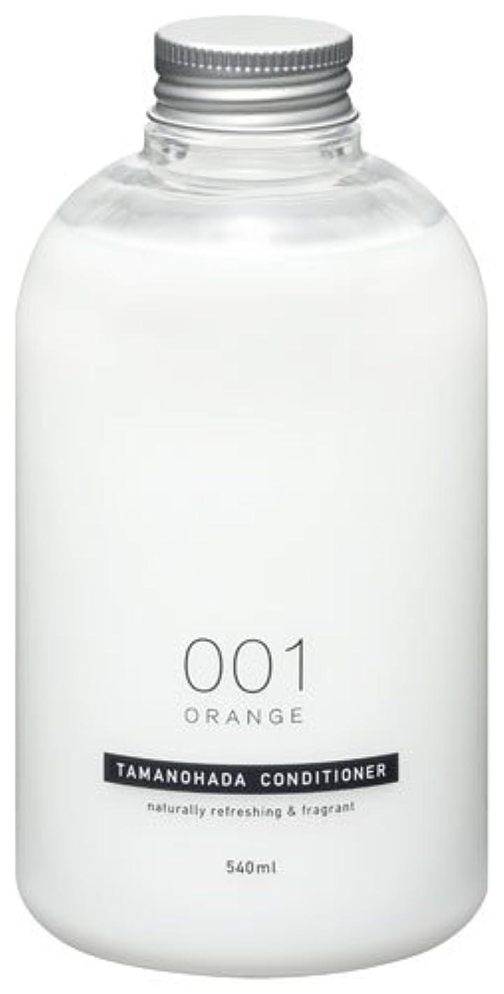 筋肉の安西契約タマノハダ コンディショナー 001 オレンジ 540ml
