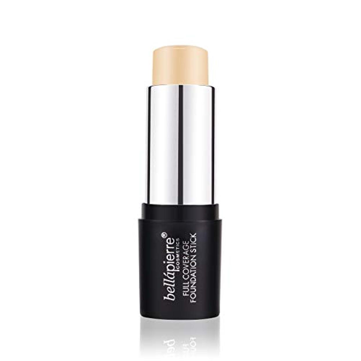 孤独な与える予報Bellapierre Cosmetics Full Coverage Foundation Stick - # Light 10g/0.35oz並行輸入品