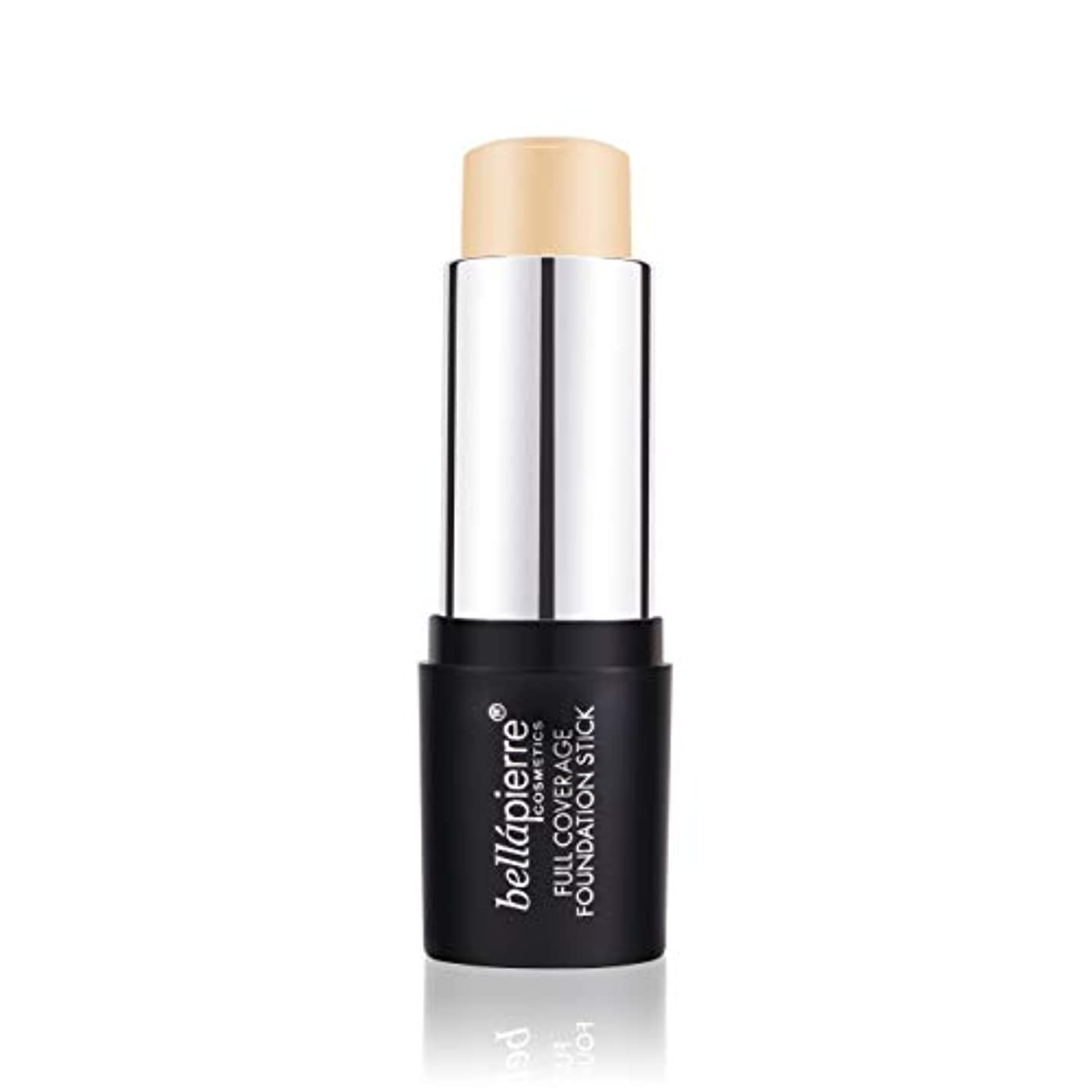 一次首謀者幼児Bellapierre Cosmetics Full Coverage Foundation Stick - # Light 10g/0.35oz並行輸入品