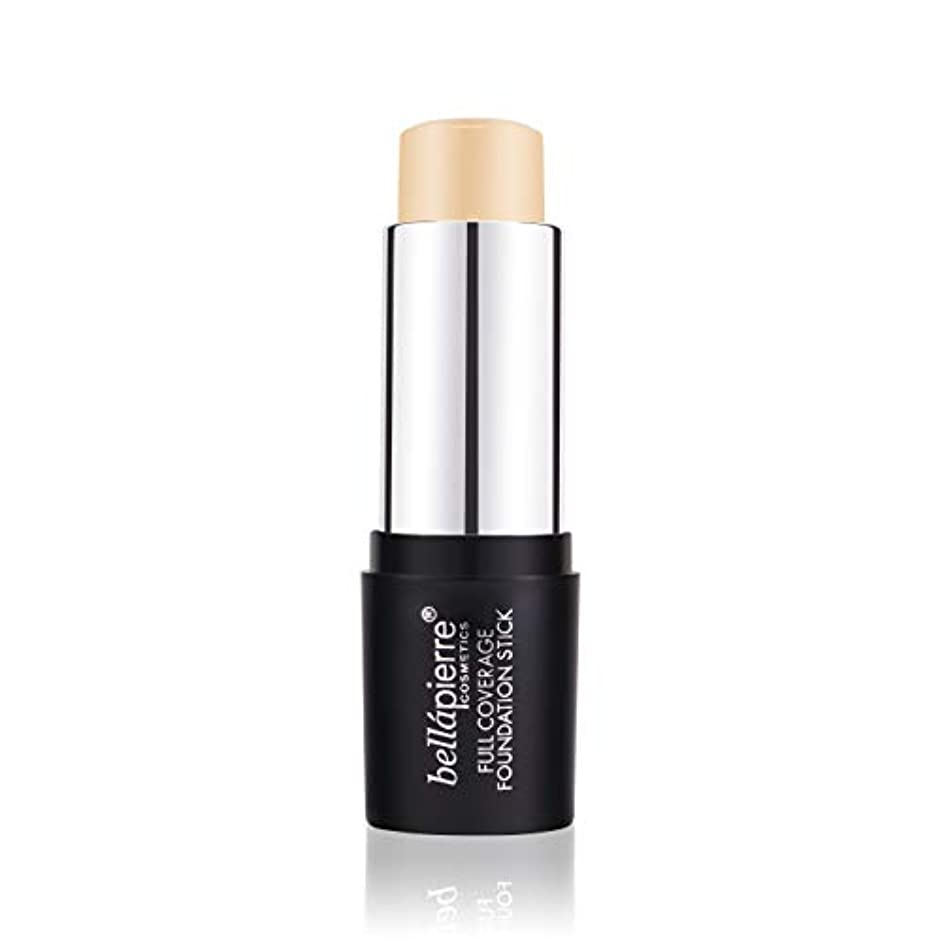 調整可能爵ライセンスBellapierre Cosmetics Full Coverage Foundation Stick - # Light 10g/0.35oz並行輸入品