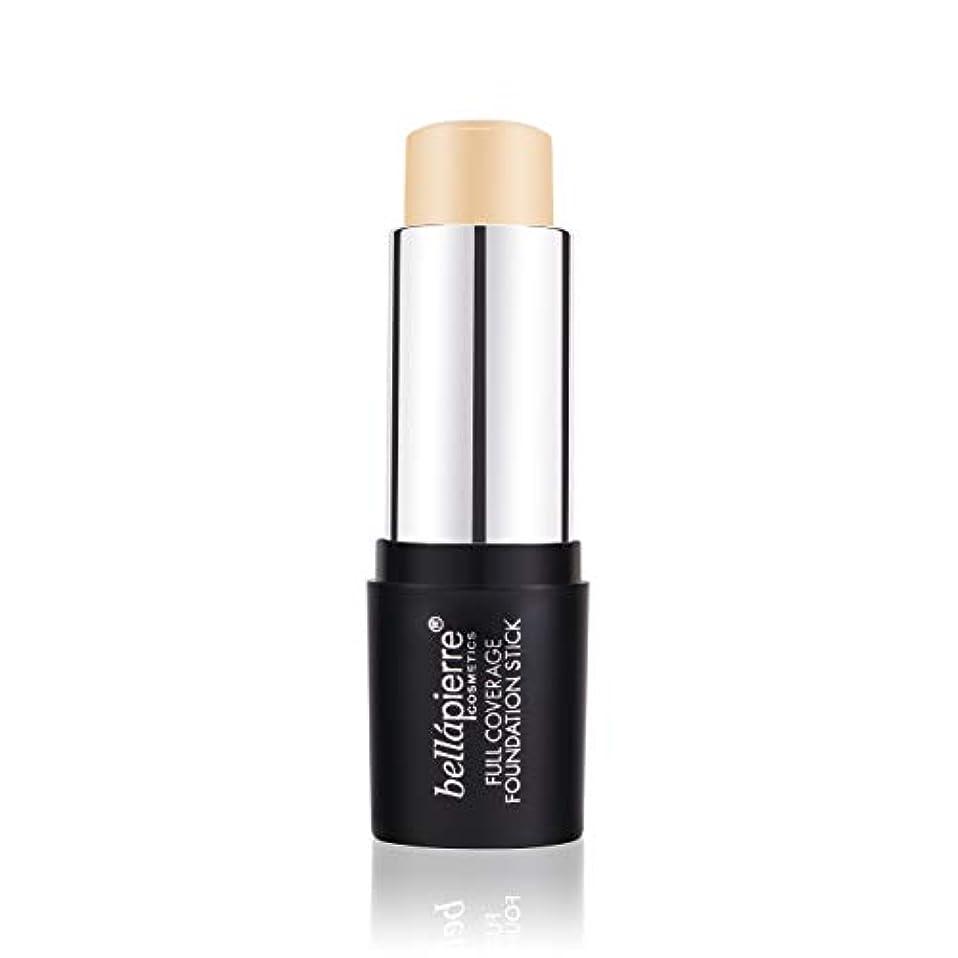 計画ロール品揃えBellapierre Cosmetics Full Coverage Foundation Stick - # Light 10g/0.35oz並行輸入品