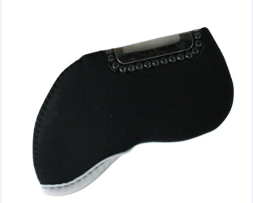 ホクシン交易 単品 アイアンカバー ブラック WHC1546
