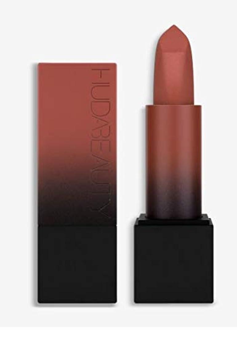 調子愛国的な彫刻Hudabeauty Power Bullet Matte Lipstick マットリップ Interview
