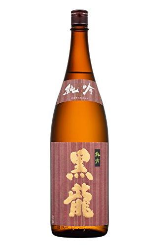 黒龍 純吟 純米吟醸 1800ml